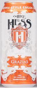 Mike Hess Grazias Vienna Cream Ale