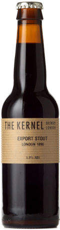 The Kernel Export Stout London 1890