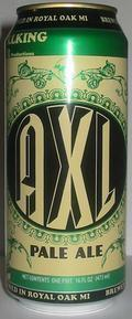 MillKing it AXL Pale Ale