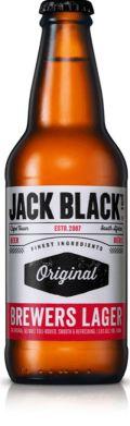 Jack Black Premium Lager