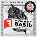 Fullsteam Summer Basil Farmhouse Ale