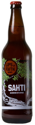 New Belgium Lips of Faith - Sahti