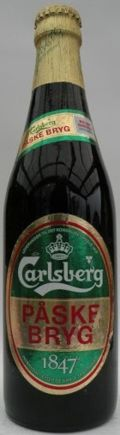Carlsberg P�skebryg 1847