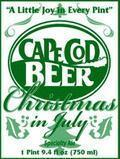 Cape Cod Christmas In July Ale - American Strong Ale