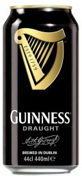 Guinness Draught / Extra Stout 4.1%