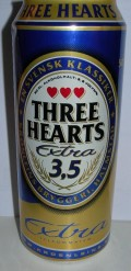 Three Hearts Extra - Pale Lager