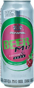 Obolon Beer Mix (Raspberry & Beer)