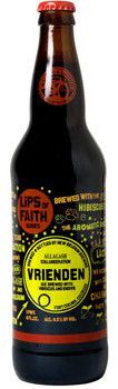 New Belgium Lips of Faith - Vrienden