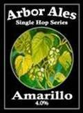 Arbor Single Hop Amarillo - Golden Ale/Blond Ale