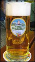 Unser B�rgerbr�u Zwickel Pils Naturtr�b - Zwickel/Keller/Landbier