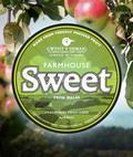 Gwynt y Ddraig Farmhouse Sweet (Draught) - Cider