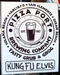 Pizza Port Kung Fu Elvis