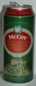 McCoy Honey Pale Ale