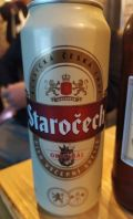 Starocech Svetl� V�čepn� Pivo