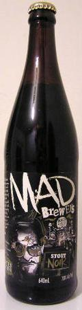 Mad Brewers Noir Stout