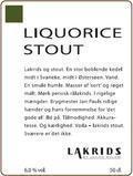 Svaneke Liquorice Stout