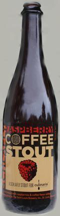 Schlafly Raspberry Coffee Stout - Stout