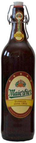 Maierbier Dunkles Anno 1802 - Dunkel/Tmav�