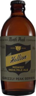 North Peak Grizzly Peak Series: Hellion Midwest India Pale Ale - Imperial IPA