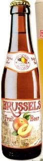 Brussels Fruit Beer Peaches