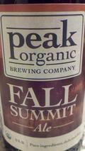 Peak Organic Fall Summit Ale