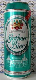 St. Gothardus Gothaer Bier 4.5% - Pale Lager