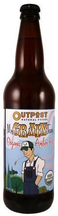 Outpost Mr. Grain Jeans Organic Amber Ale - Amber Ale