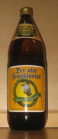 Der Alte Frankfurter