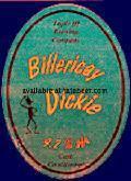 Triple fff Billericay Dickie