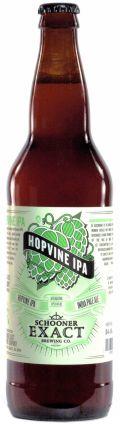 Schooner Exact Hopvine 15th Anniversary IPA