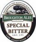 Broughton Special Bitter - Bitter