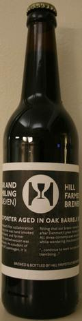 Hill Farmstead Fear and Trembling - Bourbon Barrel - Baltic Porter