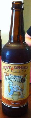 Bat Creek Midwest Farmers Daughter Ale