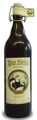 Pax Br�u Weizenbier