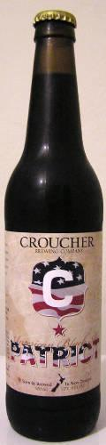 Croucher Patriot American Black Ale