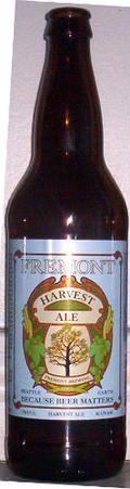 Fremont Harvest Ale