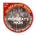 Oldershaw Mowbray�s Mash