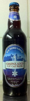 Gr�nland Ice Cap Beer Ice Fjord Lager - Spice/Herb/Vegetable