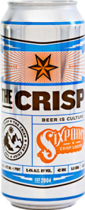 Sixpoint The Crisp Pilsner