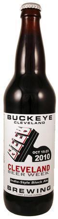 Buckeye CBW 2010 India-Style Black Ale
