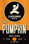 Clocktower Harvest Pumpkin Ale