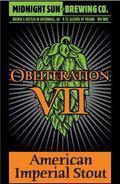 Midnight Sun Obliteration VII - Imperial Stout