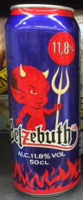 Belzebuth 11.8% / Extra Strong