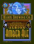 Marin Albion Amber Ale - Amber Ale