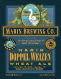 Marin Doppel Weizen Wheat Ale - German Hefeweizen