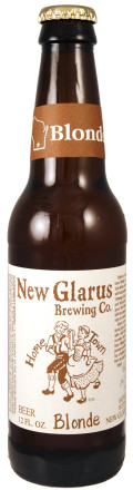 New Glarus Home Town Blonde - Pilsener