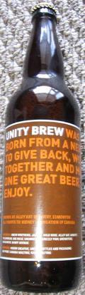 Alley Kat Unity Brew