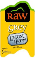 Raw Grey Ghost IPA