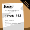 Dugges Batch 352 - India Pale Ale (IPA)
