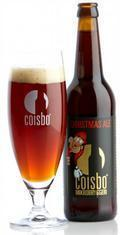 Coisbo Christmas Ale - Belgian Strong Ale